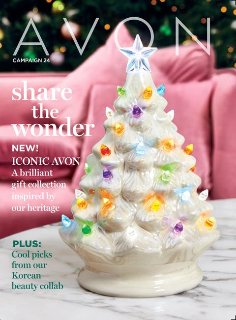 Avon Campaign 24 2019 Brochure - The Brochure/Catalog Online.