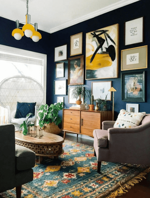 How to Colors Make Room Look Bigger