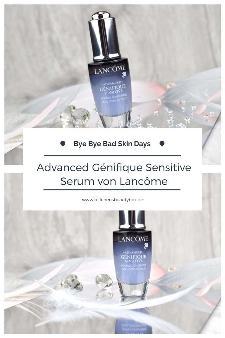 Review und Erfahrungsbericht - Lancôme Advanced Génifique Sensitive Serum