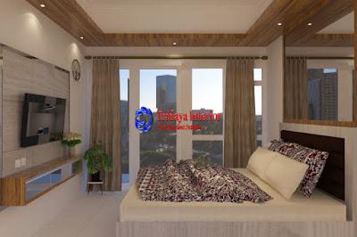 Harga-Design-Interior-Apartemen-Puri-Mansion-Type-Studio