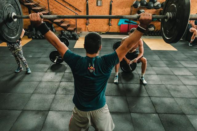 Upper Lower Workout Split
