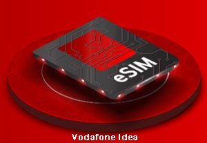 Postpaid Vodafone idea eSIM India services starts for Apple iPhone users