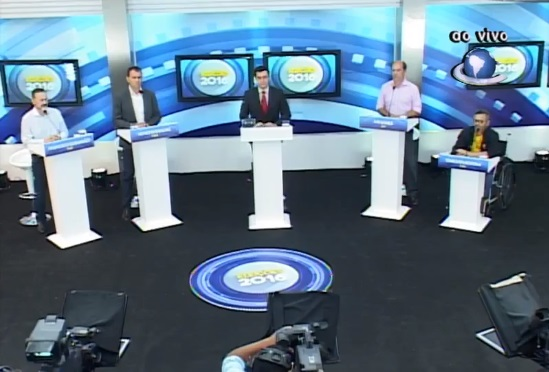 Eleições 2016: TV Cidade exibe debate entre candidatos a Prefeito de Sobral