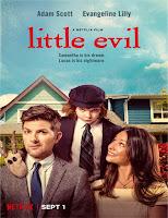 Poster de Little Evil (Pequeño demonio)