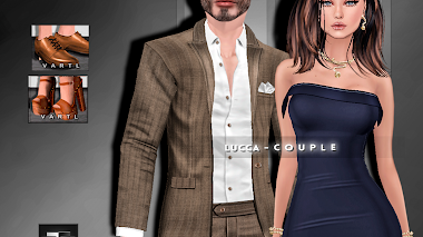 LUCCA COUPLE