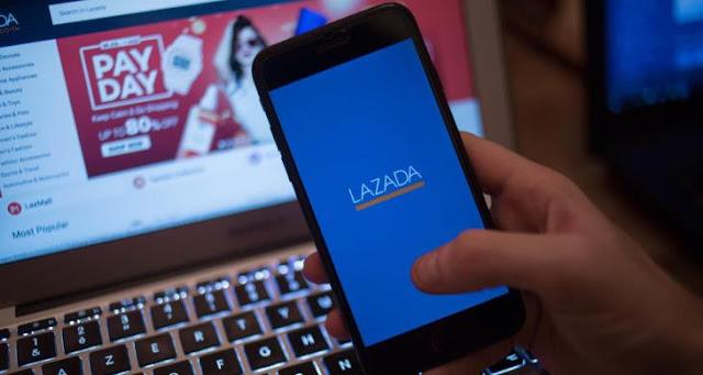 Cara Bayar Tagihan Listrik Gratis dari Aplikasi Lazada Android