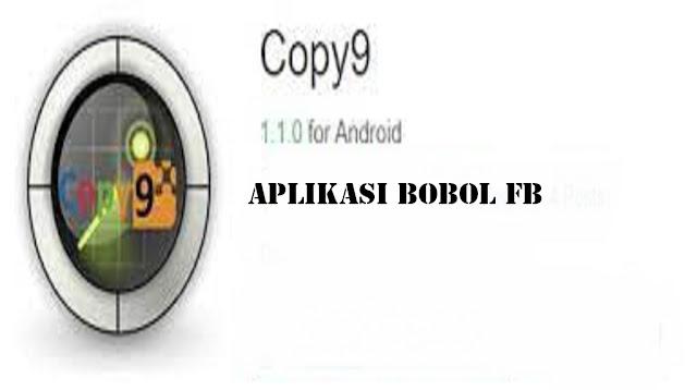 Aplikasi Bobol FB
