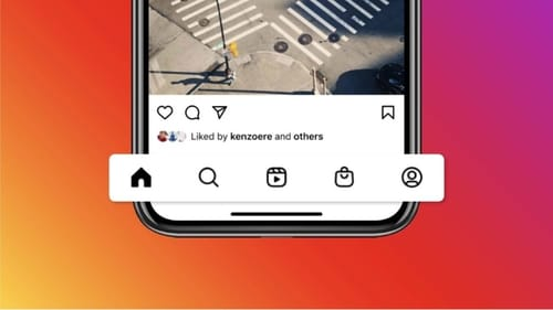 Facebook adds the Reels and Shop tabs to Instagram