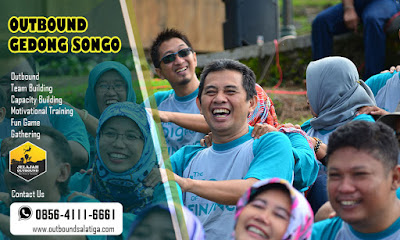paket jasa outbound gedong songo