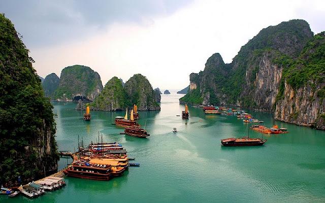 8 hành trình du thuyền lý tưởng nhất thế giới