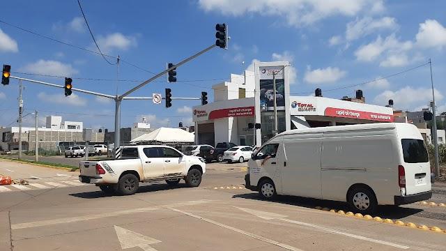 Hoy prenden los semáforos en Circuito Interior