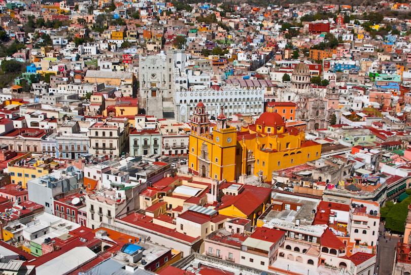 اجمل الاماكن للزيارة في المكسيك