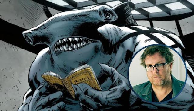 💫 THE SUICIDE SQUAD: STEVE AGEE SERÁ KING SHARK EN LA CINTA DIRIGIDA POR JAMES GUNN