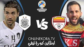 مشاهدة مباراة السد وفولاد خوزستان القادمة بث مباشر اليوم 14-04-2021 في دوري أبطال آسيا