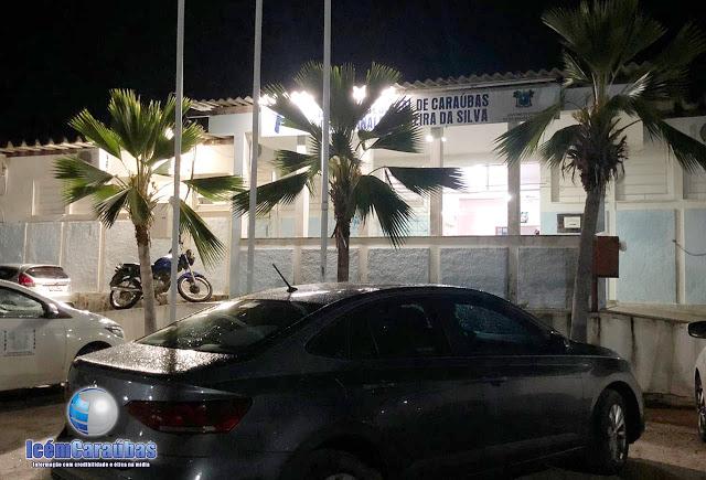 Acidente entre motos deixa duas pessoas feridas na RN-233 em Caraúbas