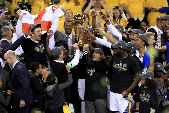NBA Finals: The Golden State Warriors beat the Cleveland Cavaliers to win title