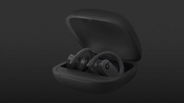 Beats Powerbeats Pro  Wireless Earphone - Black Rs 21,500
