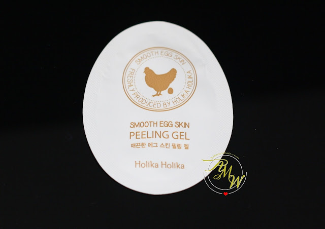 a photo of Holika Holika Smooth Egg Skin Peeling Gel