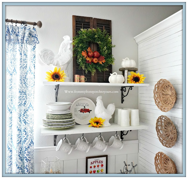 cottage farmhouse style fall decor-From My Front Porch To Yours