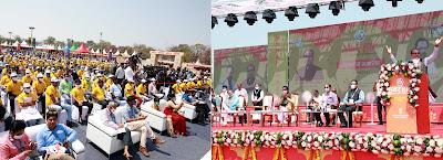 Bhopal-Launch-of-Hunar-Haat