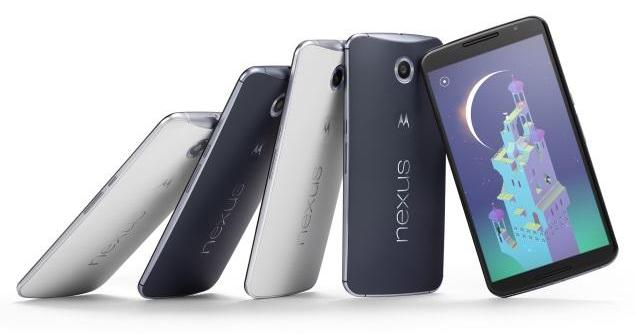 Motorola Google Nexus 6 detailed specifications