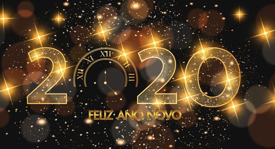 Mensagens de Feliz Ano Novo com Paz Amor e Prosperidade
