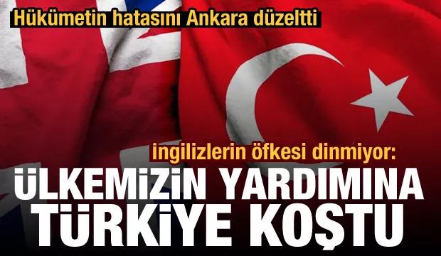 Financial Times: İngiltere'nin büyük hatasını Türkiye düzeltti