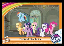 My Little Pony The Saddle Row Review Series 5 Trading Card
