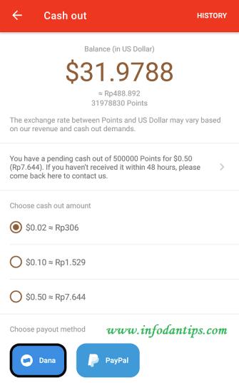 1 Dolar Sama Dengan Berapa Rupiah : dolar, dengan, berapa, rupiah, Jumlah, BuzzBreak, Ditukar, Menjadi