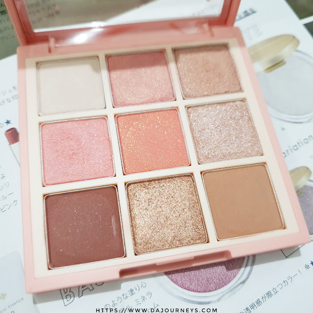 Review Etude Play Color Eyes Tulip Day