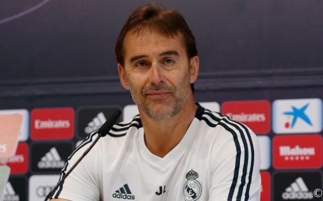 Conselho de Administração do Real Madrid CF, reunido hoje 29 de outubro de 2018, concordou em rescindir o contrato que vinculou o técnico Julen Lopetegui com o clube.
