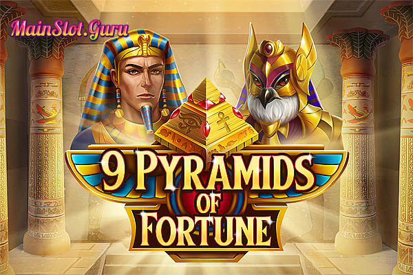 Main Gratis Slot Demo 9 Pyramids Of Fortune Stakelogic