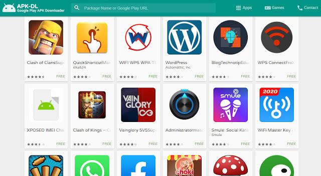 أفضل 5 مواقع أمنة لتنزيل تطبيقات وألعاب APK للأندرويد