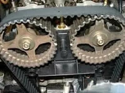 قشاط الصدر من أهم و أخطر الأجزاء الرئيسية في دورة عمل المحرك حيث أن تلفه أو تركيبه بشكل غير صحيح و لو بفارق سن واحد سوف يؤدي الى الكثيرمن المشاكل