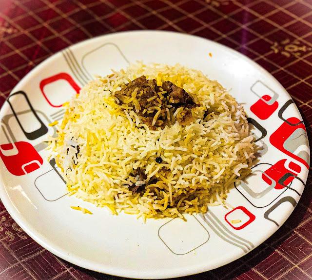 Indian Mutton biryani recipe : How to make mutton biryani