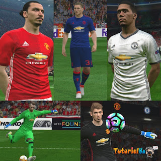 Update Transfer Pes 2013 Musim 2016/2017 September Dan Oktober