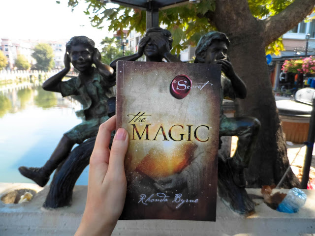 rhonda byrne the magic