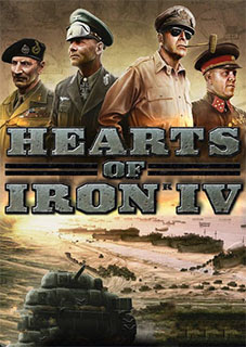 Hearts of Iron IV Torrent (PC)