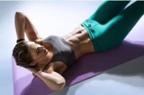 Six pack exercises at home with pictures