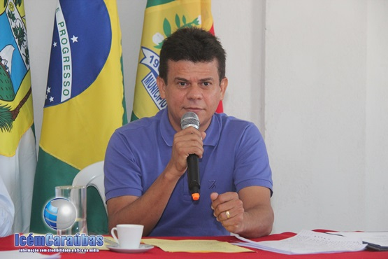 Prefeito Juninho Alves é o aniversariante ilustre desta sexta-feira (17)