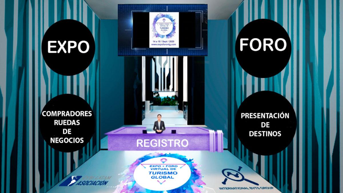 EXPO FORO VIRTUAL TURISMO GLOBAL LÍDERES SECTOR 05