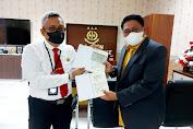 Diskusi dengan JMSI Sumut, Jaksa Prima Jelaskan Peran JPN Dalam Pelayanan Hukum