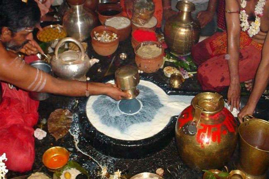 Vaidyanath (Baidyanath) jyotirlinga shivlimg