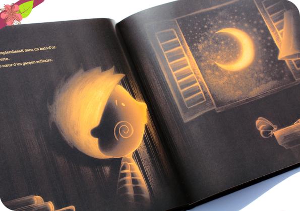 Le garçon qui aimait la lune de Rino Alaimo - Gautier Languereau