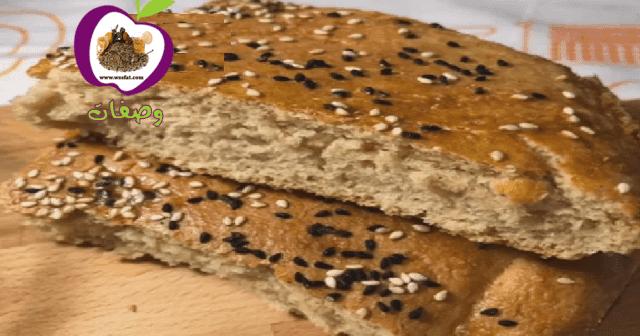 طريقة عمل خبز الجنوبي