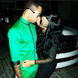 PICTURES: Toyin Lawani And A Mystery Man