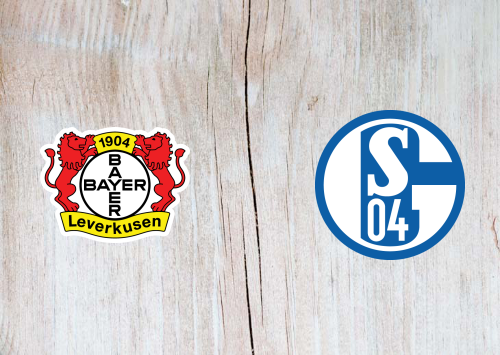 Bayer Leverkusen vs Schalke 04 -Highlights 7 December 2019