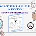 MATERIAL DE APOYO DEL 2DO. TRIMESTRE (DICIEMBRE A MARZO) PARA QUINTO GRADO, ciclo escolar 2020-2021.