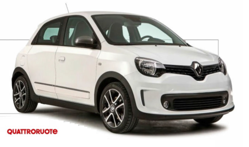 2018 - [Renault] Twingo III restylée - Page 7 2008