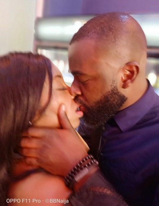 Close Up Photos Of Gedoni And Khafi Kissing Passionately, Had Sex Again Last Night